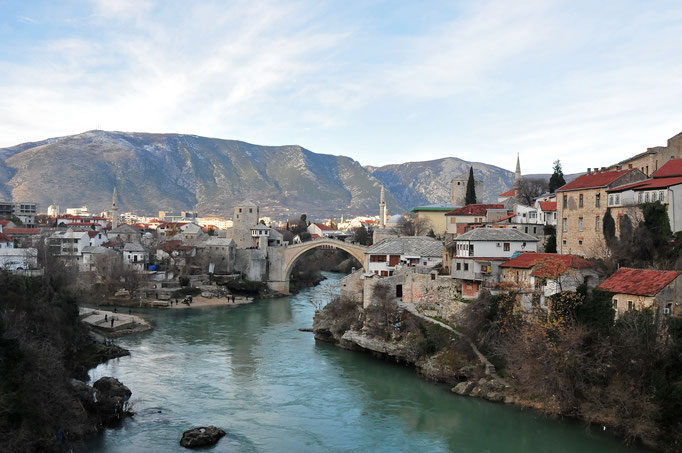 Mostar / Bosnia and Erzegovina