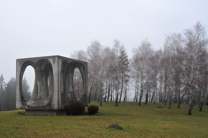Hrib Svobode Spomenik - Ilisrka Bistrica / Slovenia