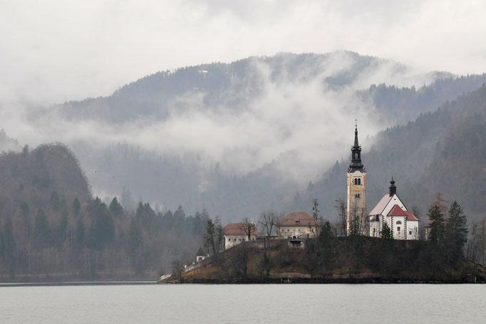 Bled Lake / Slovenia