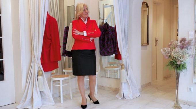 Modeatelier Helga Hack in Hamburg