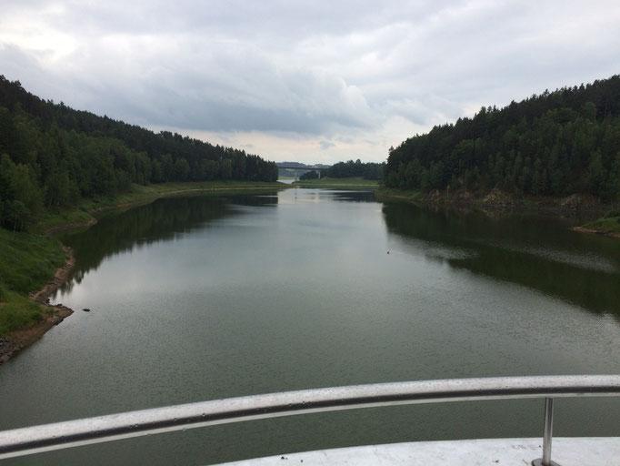 ...haben große Seen gesehen...