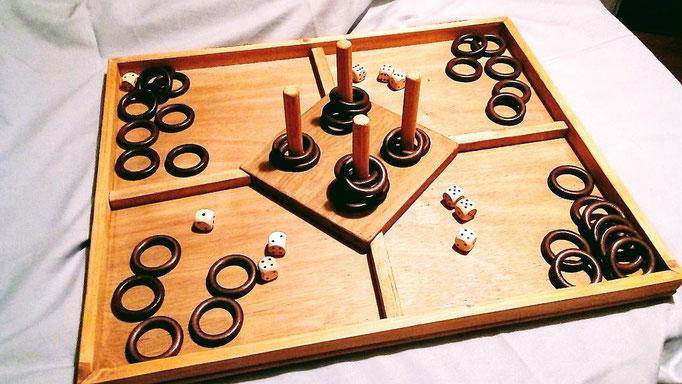 La bézette version  4 joueurs