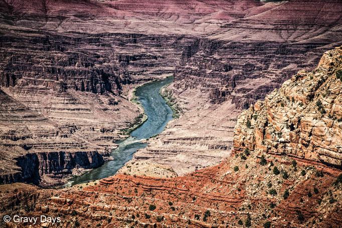 Scar, Grand Canyon, 2017