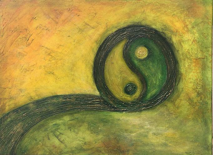 Energiebild - Der Weg in die Balance
