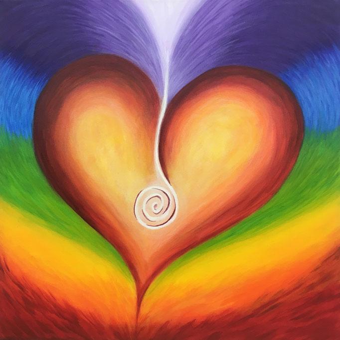 Energiebild - Herzkraft