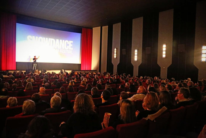Florian Faab, Snowdance Film Festival Landsberg am Lech