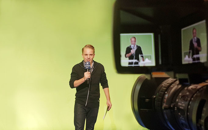 Florian Faab, ARD, Bayerischer Rundfunk, Medientage