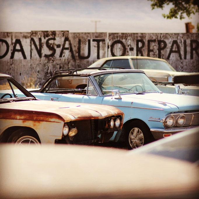 Old cars US - by Joachim Köhler