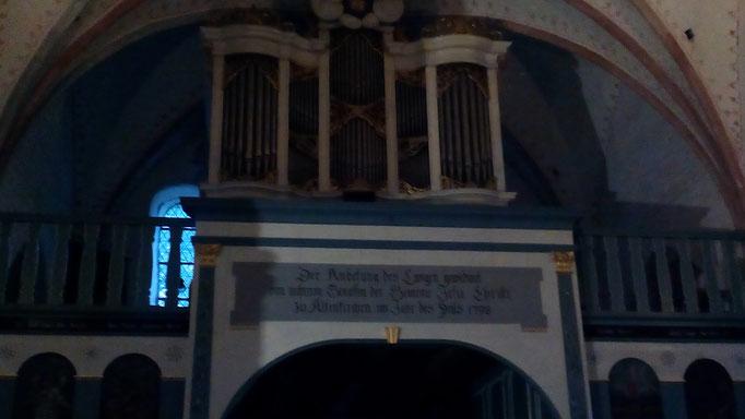 Orgel Altenkirchen
