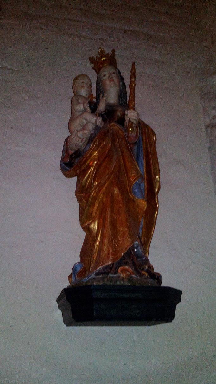 Mutter Maria in Altenkirchen auf Rügen