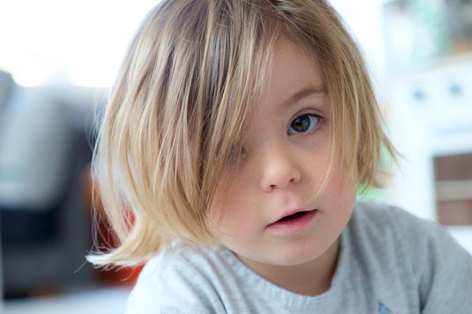 Kinderportrait Fotograf Esslingen Nahaufnahme