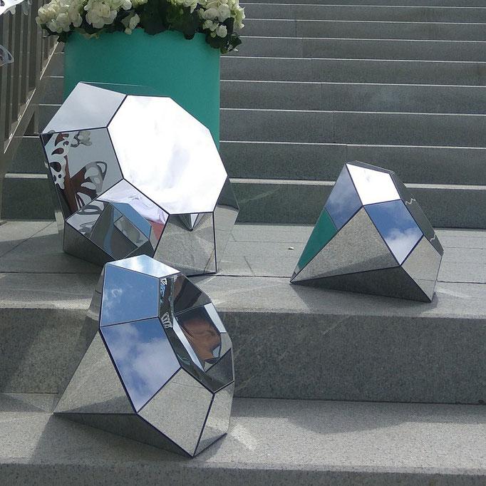 Кристаллы и бриллианты