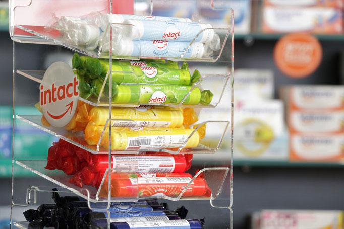 Candis Apotheke Regensburg, Produkte