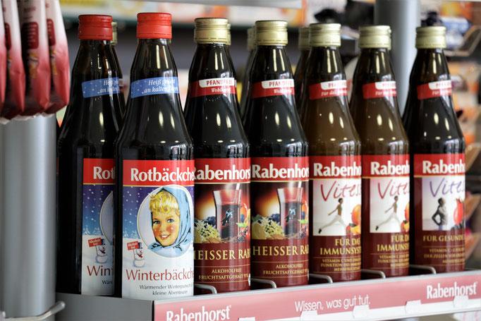 Candis Apotheke Regensburg, Gesundheit: Saft und Tee