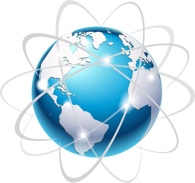 世界を駆け巡る情報社会