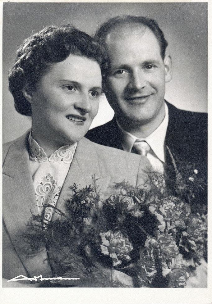 Ruth Katterwe & Erhard Frobin