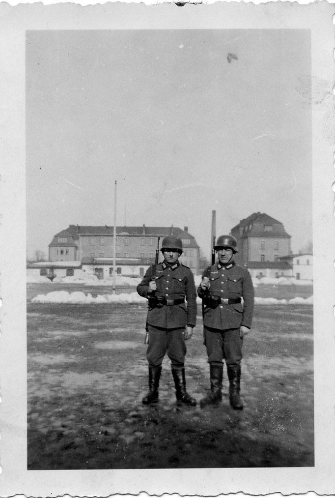 Herbert Katterwe im 2. Weltkrieg