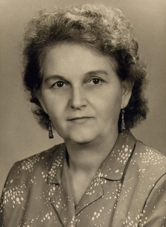 Gertrud Placzek