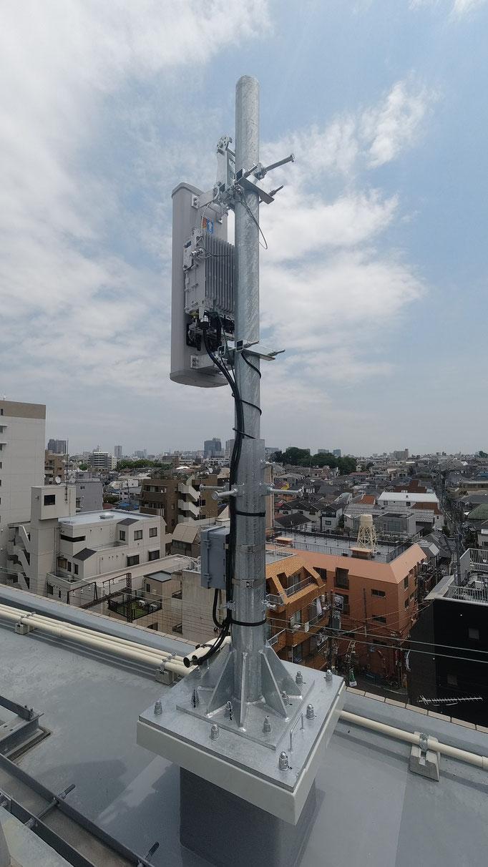 楽天モバイル基地局設置料の初回入金を確認@菱和パレス中目黒管理組合ブログ