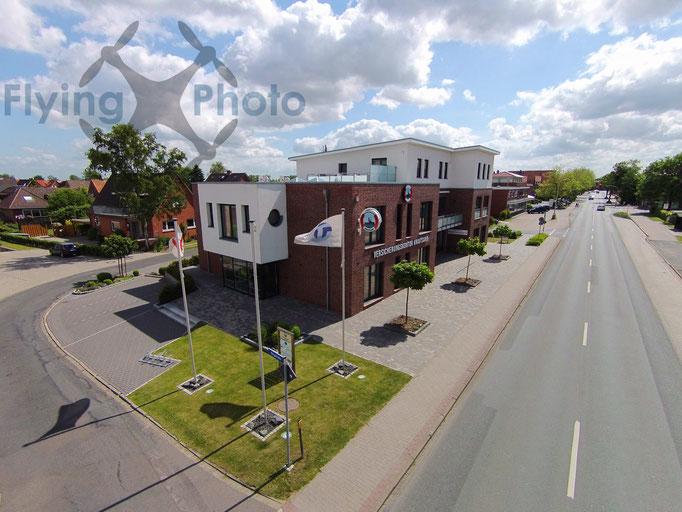 Luftbild Geschäftshaus Drochtersen - Flying Photo