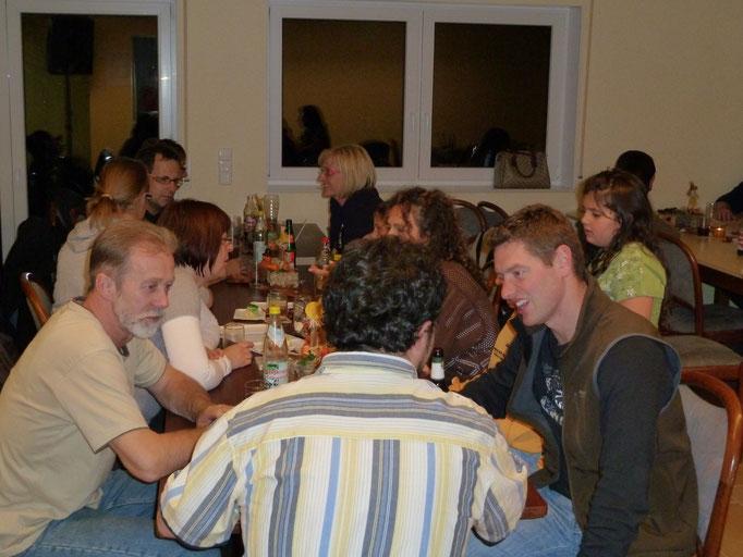 Erste Veranstaltung Zunftheim 11.11.2010