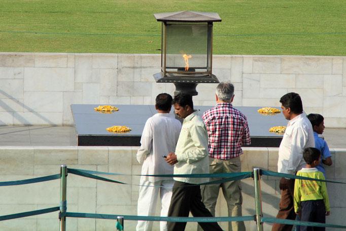 Grab von Mahatma gandhi
