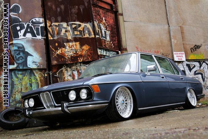 BMW E3 aus Belgien