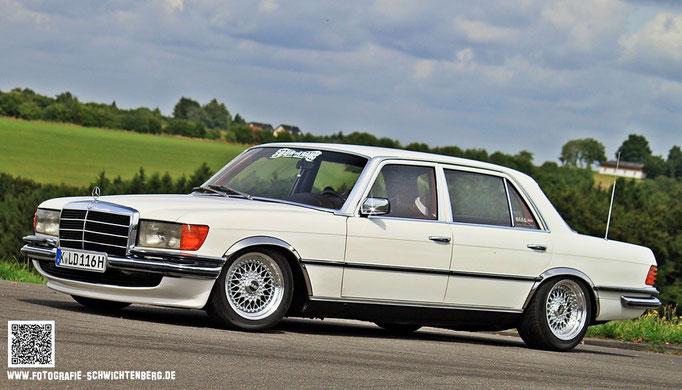 Oldschool  Mercedes