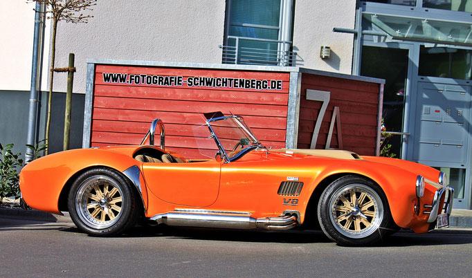 Ob Youngtimer oder Oldtimer, jeders Fahrzeug sollte Stilvoll fotografiert werden.