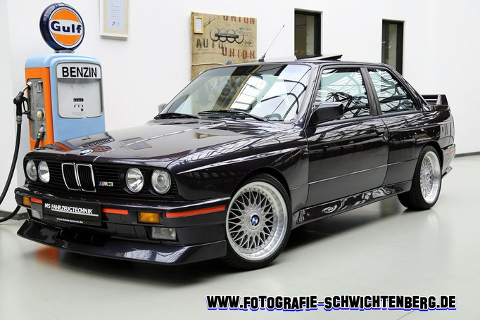 BMW E30 M3 Cecotto