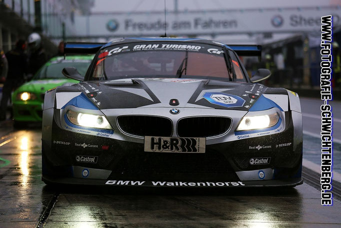 BMW Z4 GT3 - Autofotograf