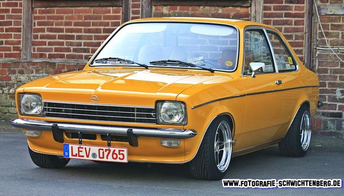 Opel Foto Gutschein - Autofotografie