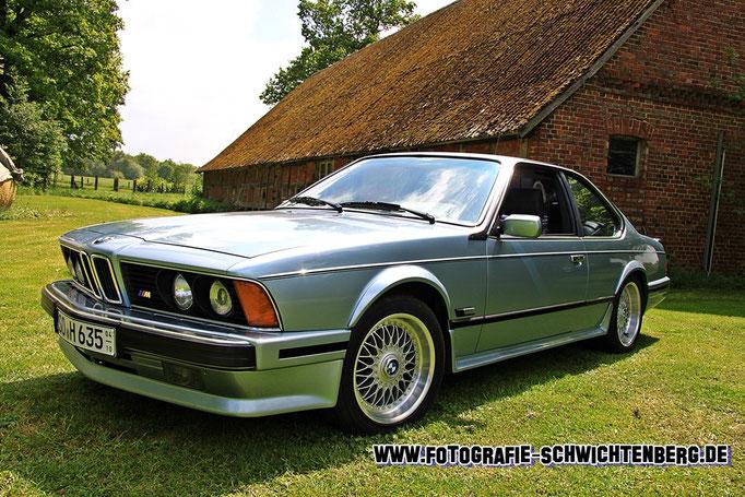 BMW E24 Japan Re-Import