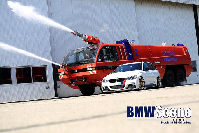 Autofotografie Schwichtenberg - Autofotograf - BMW E91 Performance