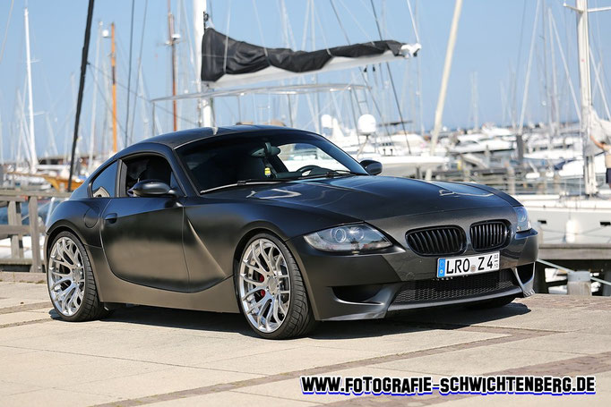BMW Z4 M Coupè Shooting in Rostock