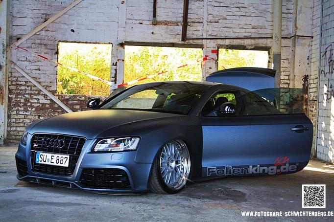 Audi - Foto Gutschein - Autofotograf - Autofotografie