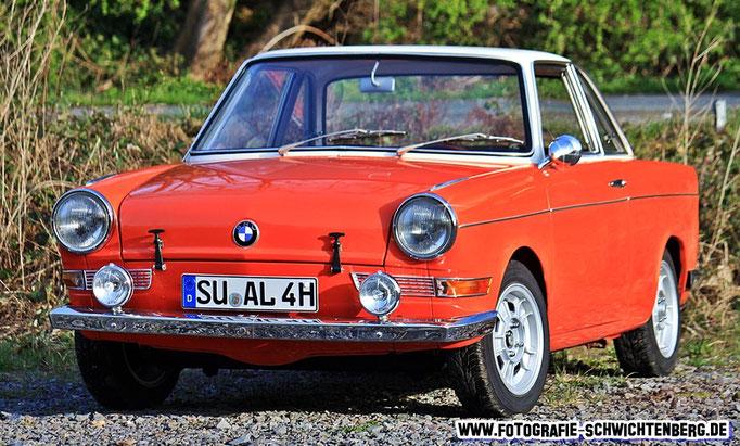BMW 700 S - ein Klassiker der Straße