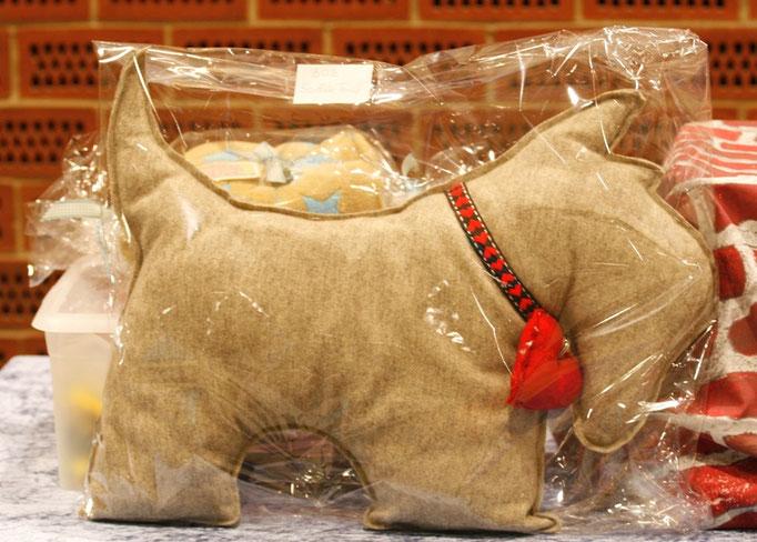 Ehrengabe für den Besten Scottish Terrier