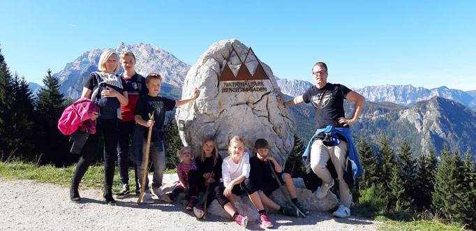 Familie Kehmeier in Berchtesgaden