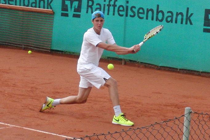 Turniersieger Albert Wagner, TC Amberg am Schanzl