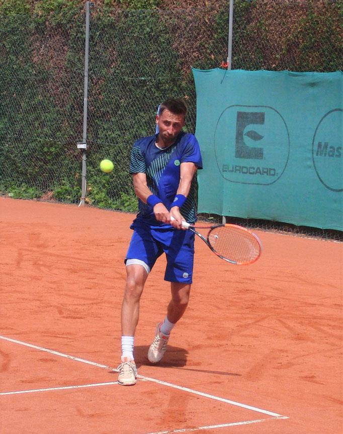 Turniersieger Marvin Netuschil
