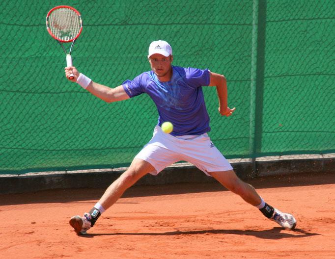 Finalist Daniel Baumann