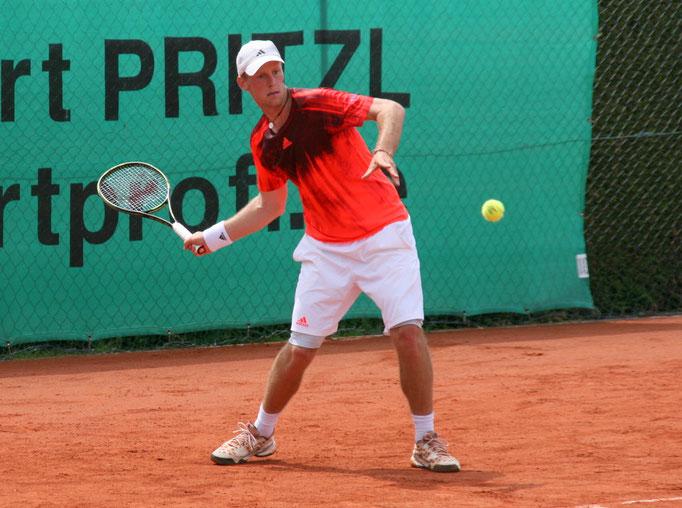 Halbfinalist Daniel Uhlig