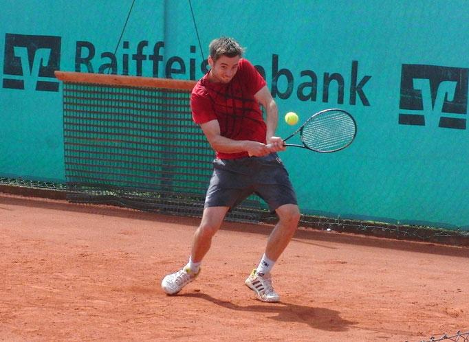Viertelfinalist Vincent Jänsch-Müller