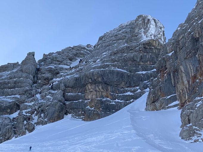 Bergführer Schitour Hoher Dachstein
