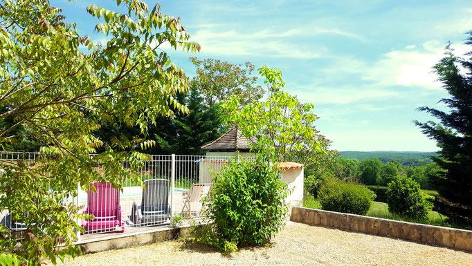 Villa Rosa piscine privé chauffée (7-3 m)