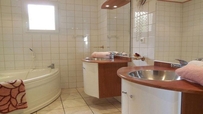 Villa Rosa salle de bain