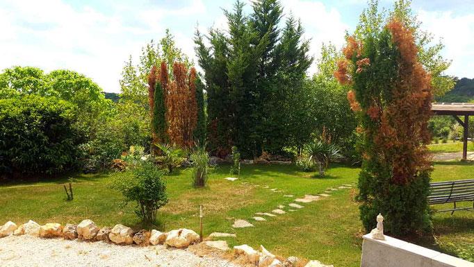 Gîte-Appart jardin