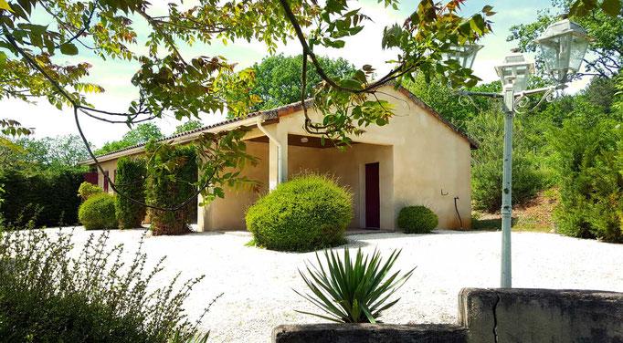 Villa Rosa extérieur