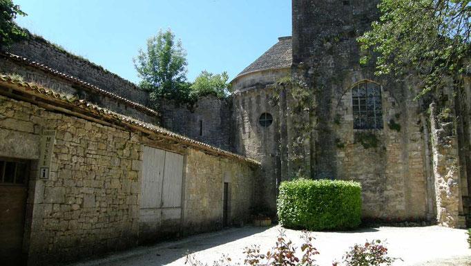Tourtoirac village